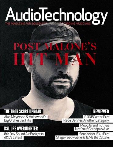 AudioTechnology App Issue 58 by Alchemedia Publishing - issuu