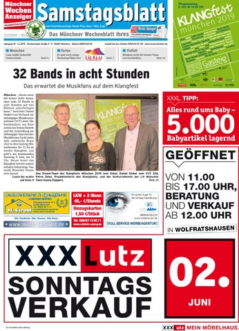 Samstagsblatt West by Wochenanzeiger Medien GmbH Issuu