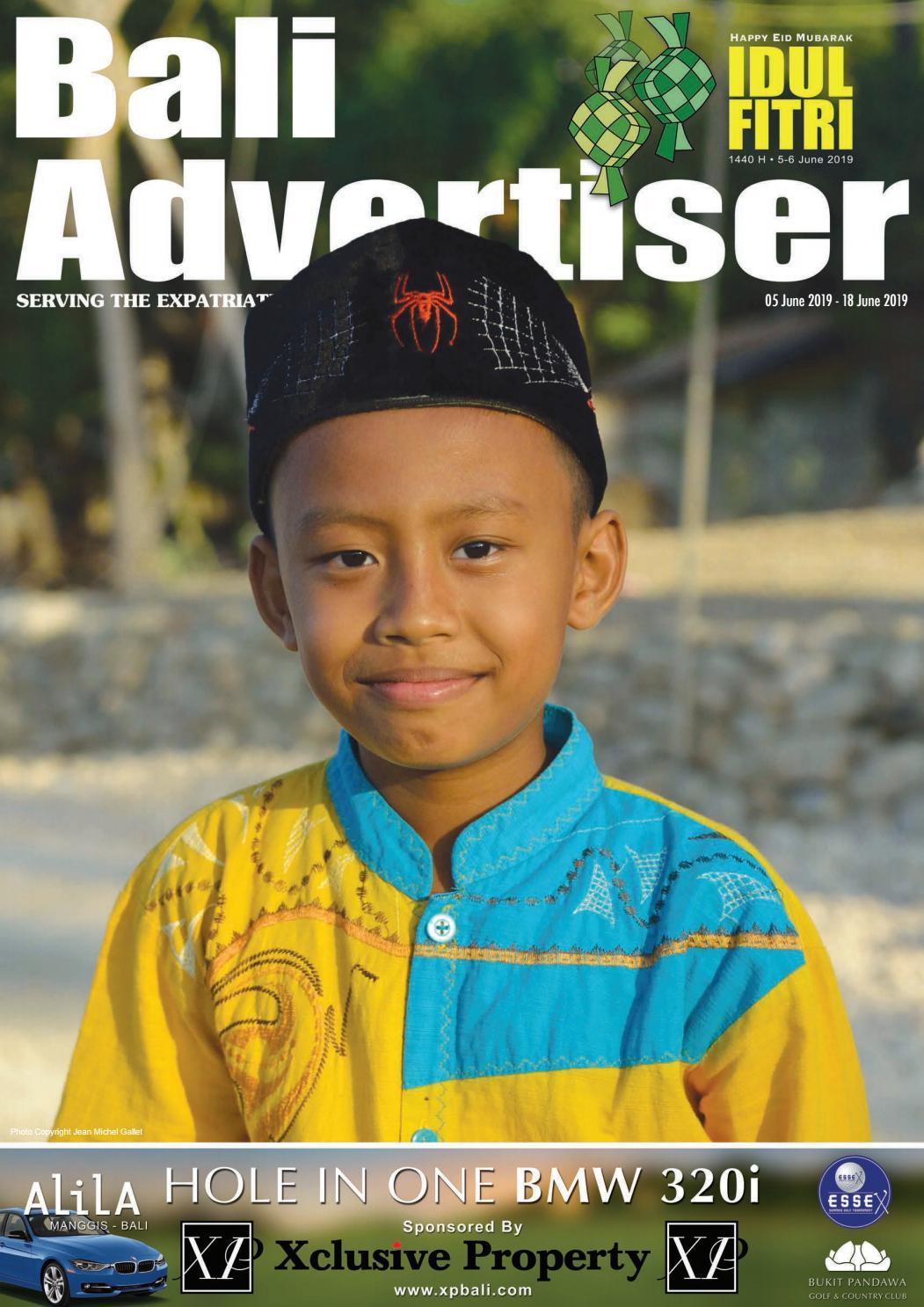 Bali Advertiser 05 June 2019 By Bali Advertiser Issuu