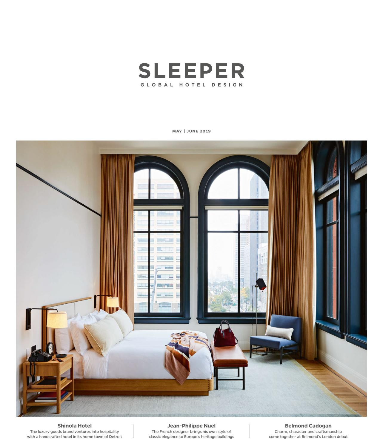 Sleeper May June 2019 Issue 84 By Mondiale Media Issuu