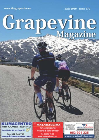 The Grapevine Magazine June 2019 By The Grapevine Magazine Issuu