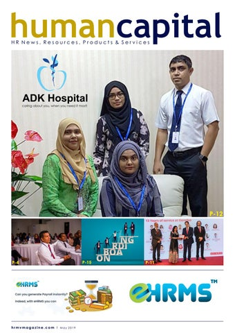 Human Capital - May 2019 by HR Maldives - issuu