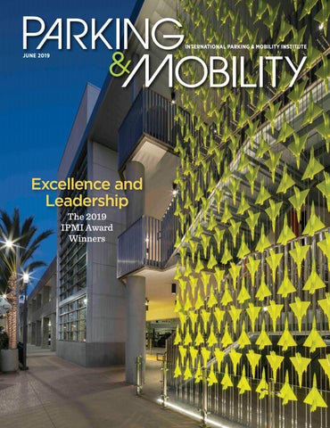 Parking & Mobility June 2019 by International Parking