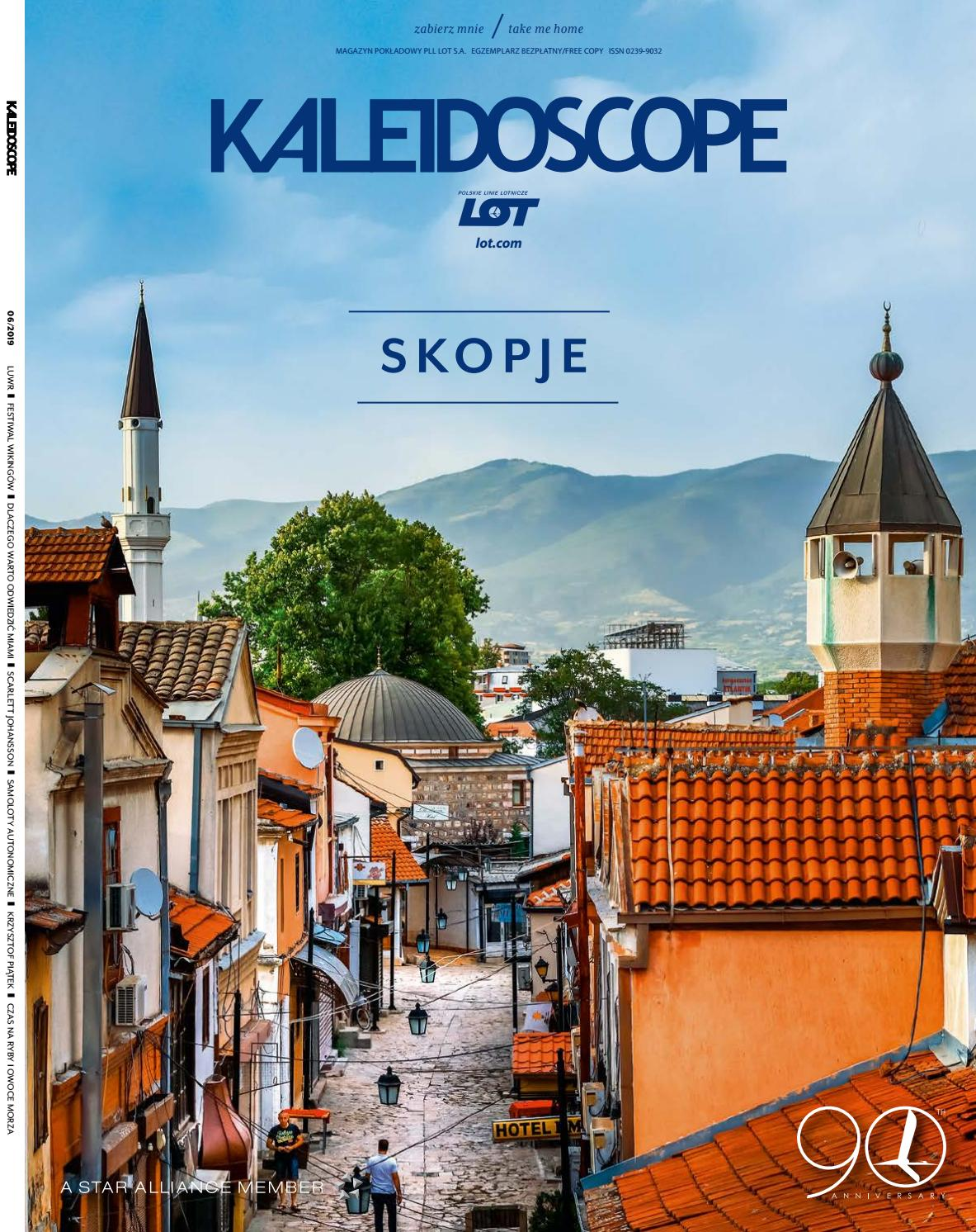 06dcb9cb0f94af Kaleidoscope June 2019 by LOT Polish Airlines - issuu