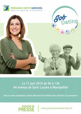 Job dating Montpellier