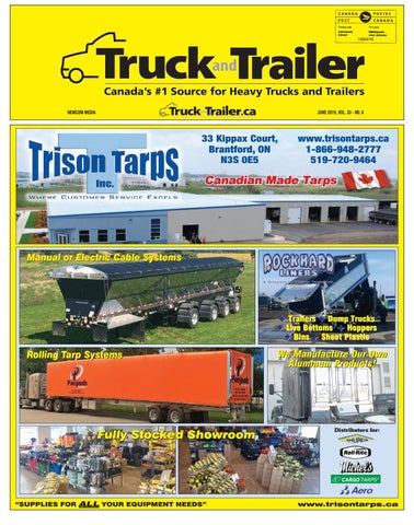 Truck and Trailer June 2019 by Annex Business Media - issuu