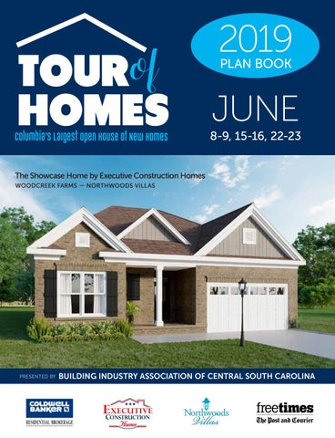 2019 Tour of Homes Planbook by Building Industry Association of
