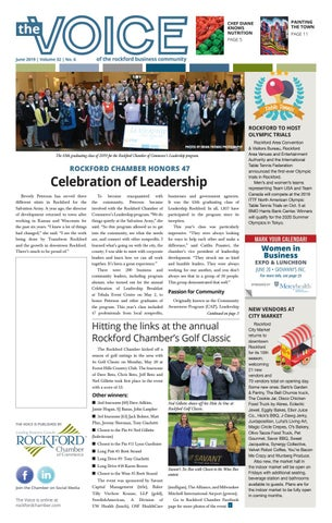 June Voice 2019 by Rockford Chamber of Commerce - issuu