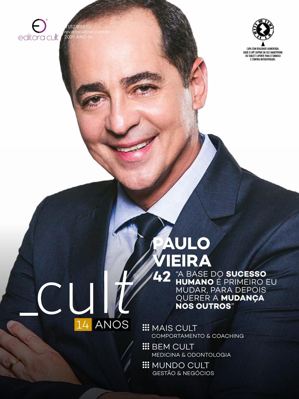 cf6d936ad CULT 152: PAULO VIEIRA by Revista Cult - issuu