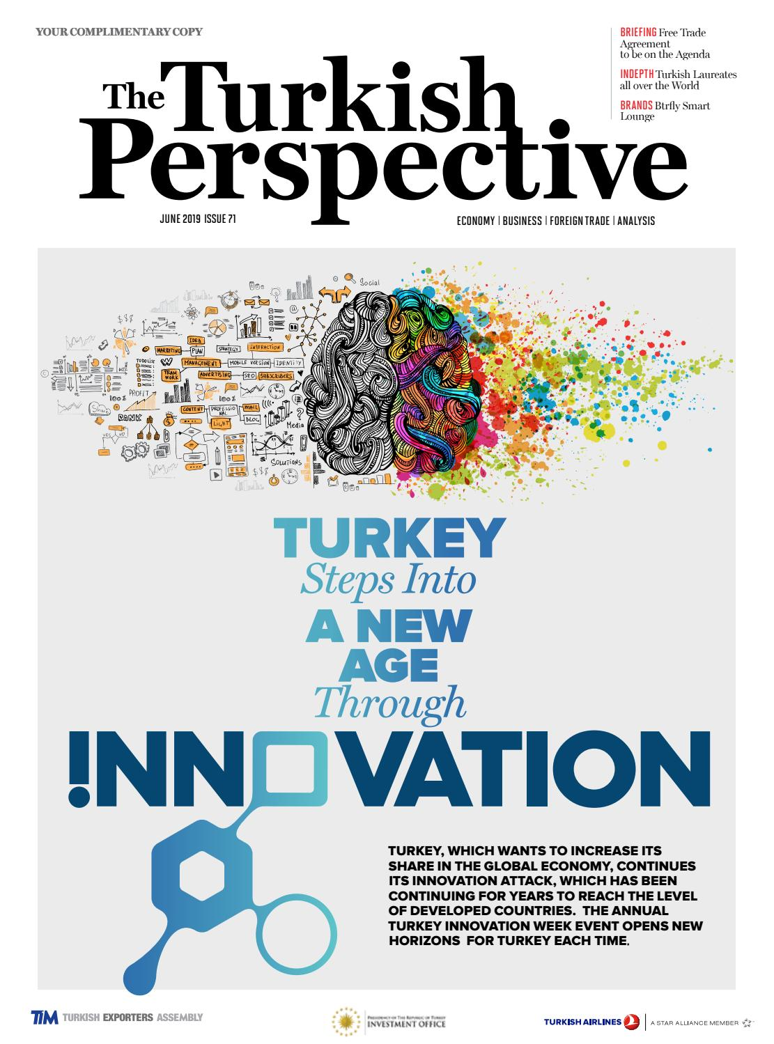 The Turkish Perspective 071 By Turkish Exporters Assembly Issuu