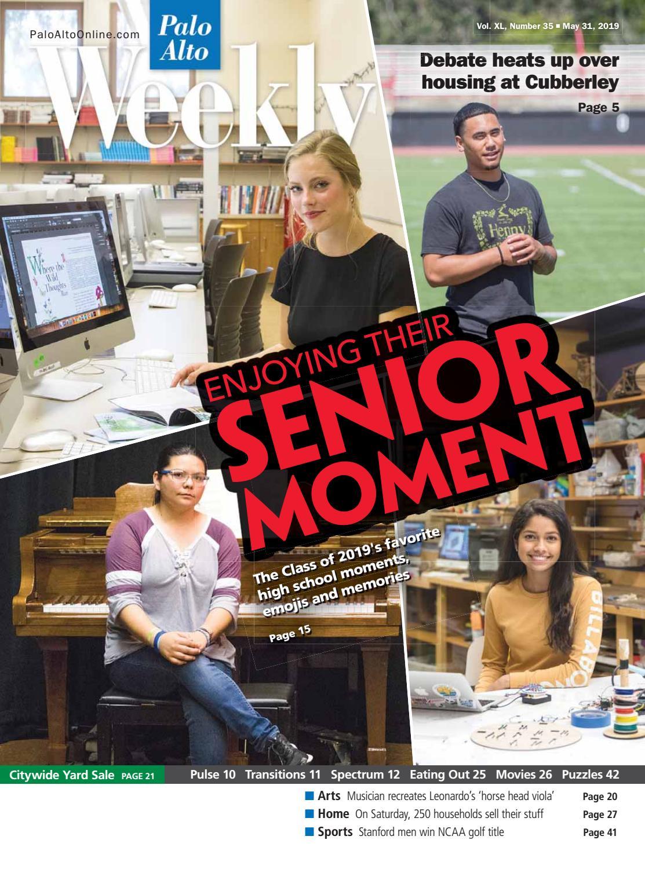 Palo Alto Weekly May 31, 2019 by Palo Alto Weekly - issuu
