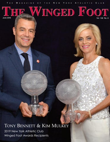 The Winged Foot Magazine By New York Athletic Club Issuu