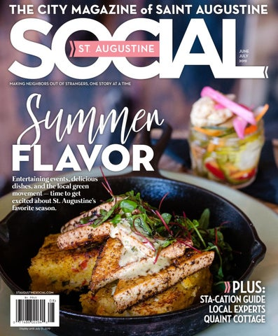 St  Augustine Social - Jun/Jul 2019 by Occasions Media Group - issuu