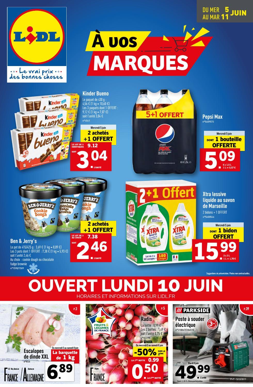 Catalogue Lidl Du 5 Au 11 Juin 2019 By Monsieurechantillons