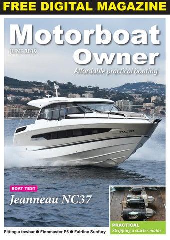 motorboat owner june 2019 by digital marine media ltd issuu  rinker 270 fiesta vee manual meat.php #8