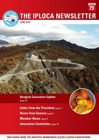 IPLOCA Newsletter 79 by Pedemex BV - issuu