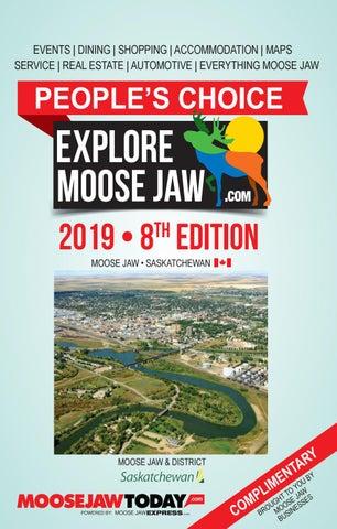 Explore Moose Jaw