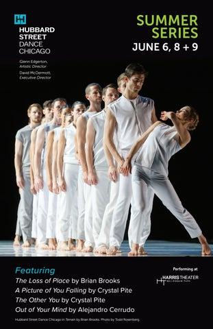 Hubbard Street's Season 41 Summer Series by Hubbard Street Dance