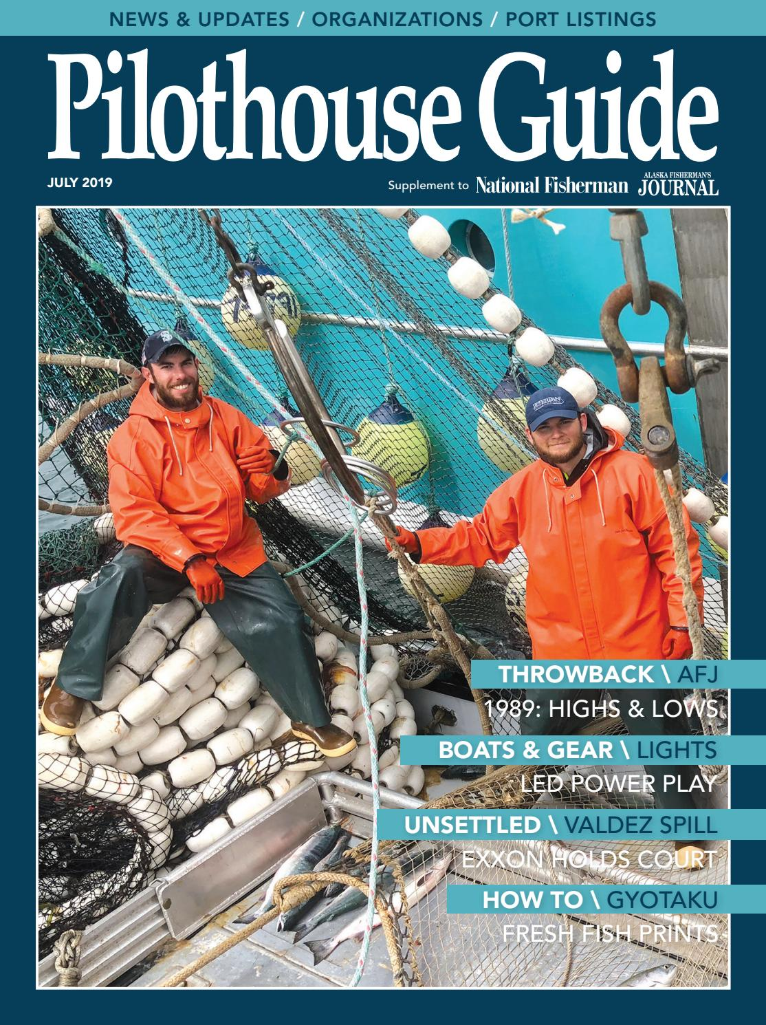 Pilothouse Guide 2019 By National Fisherman Issuu