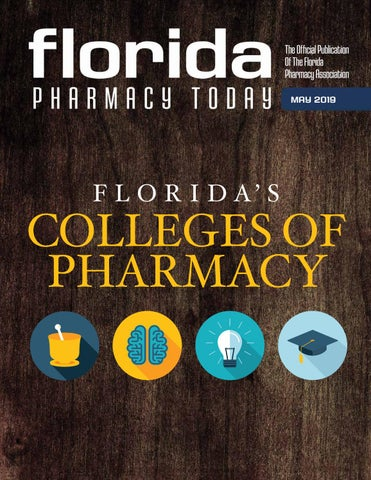 Florida Pharmacy Today May 2019 by Florida Pharmacy Today