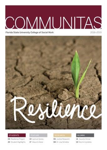 Communitas 2018-2019 by FSUCSW - issuu