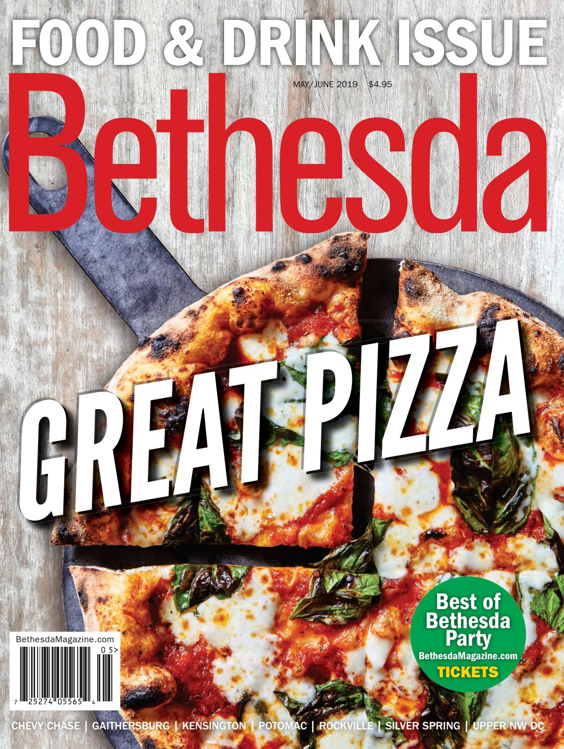 Bethesda Magazine: May-June 2019 by Bethesda Magazine - issuu