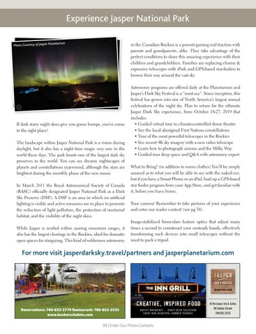 Page 38 of Experience Jasper National Park