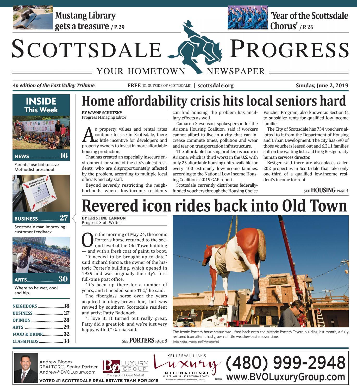Scottsdale Progress 06-02-2019 by Times Media Group - issuu