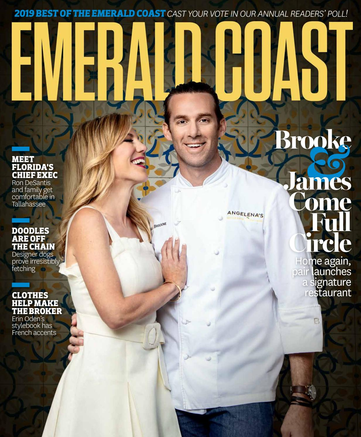 Emerald Coast Magazine June/July 2019 by Rowland Publishing, Inc