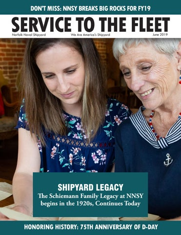 Service to the Fleet - June 2019 by Norfolk Naval Shipyard - issuu