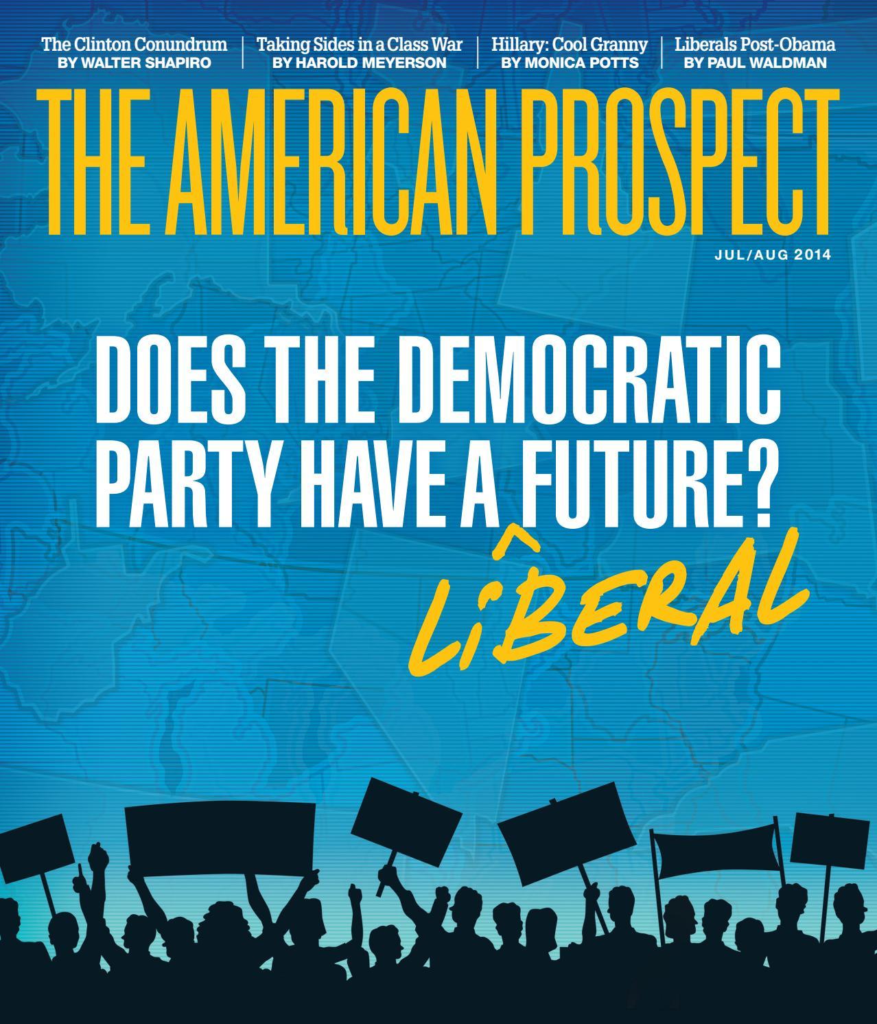 The American Prospect by The American Prospect - issuu
