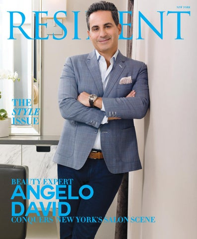 8f7e5db2b3c25f Resident Magazine NY JUNE 2019_ANGELO DAVID by Resident Magazine - issuu