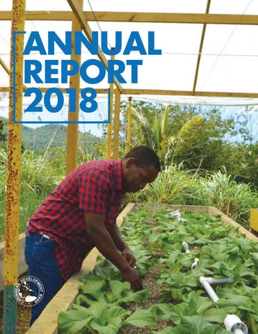 CDB's Annual Report 2018 by Caribbean Development Bank - issuu