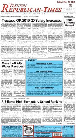 Trenton R-Times by Gallatin Publishing Company - issuu