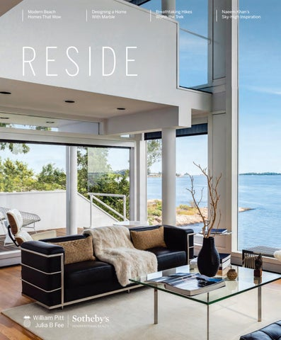 Reside Summer 2019 By William Pitt And Julia B Fee