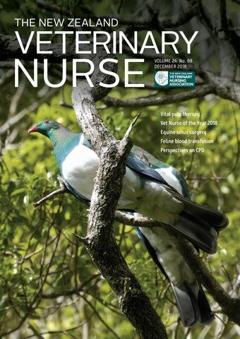 NZ Vet Nurse Journal December 2018 by Kathy Waugh - issuu