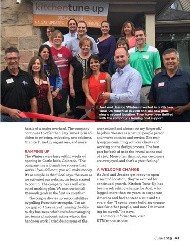 Page 43 of Franchisee of the Month