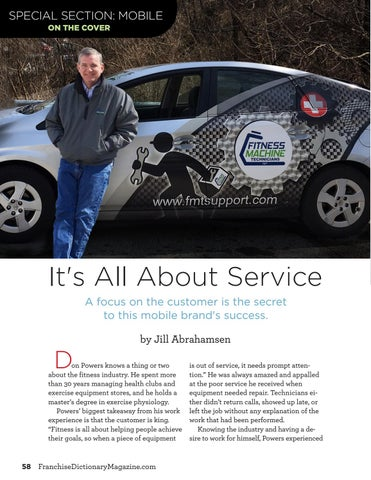 Page 58 of It's All About Service