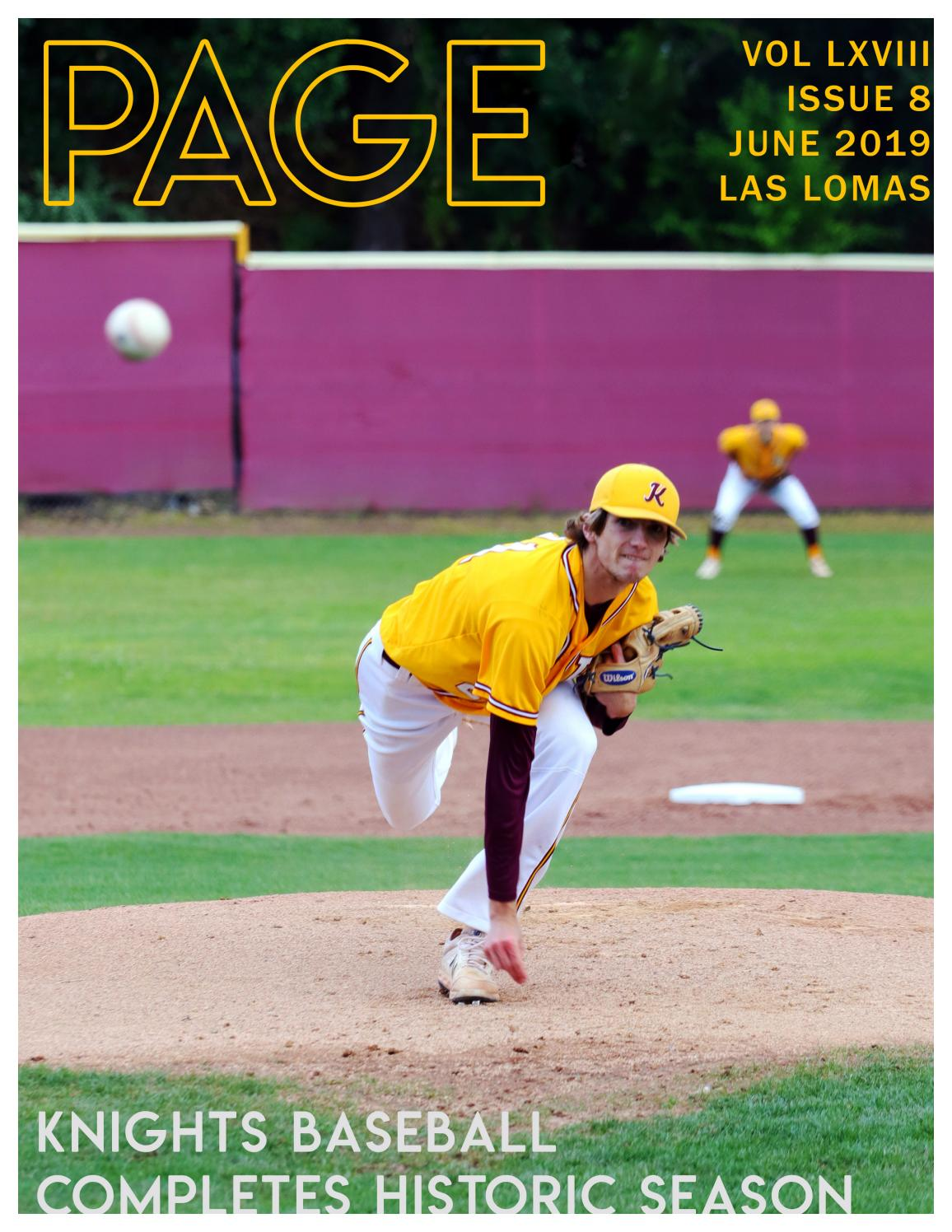 Volume 68 Issue 8 By Las Lomas Page Issuu