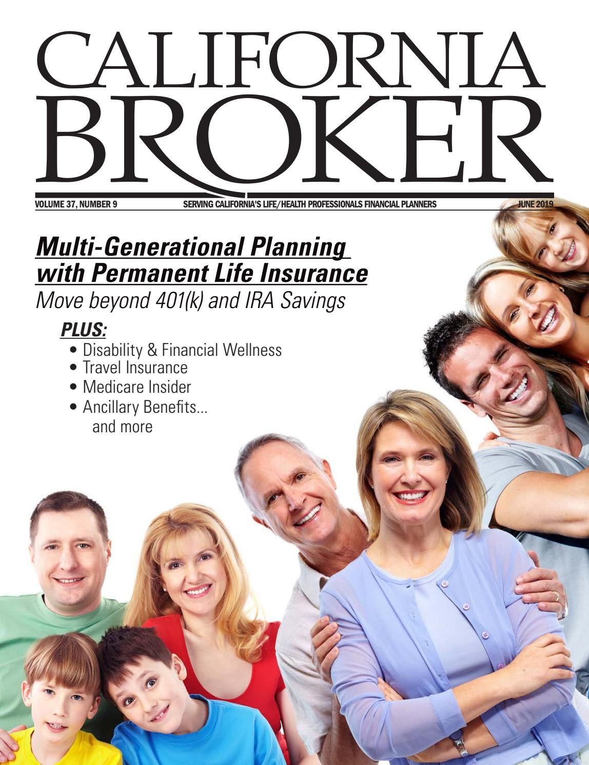California Broker Magazine June by California Broker Magazine - issuu
