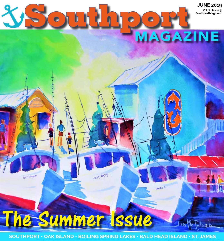 Southport Magazine June 2019 by Southport Magazine - issuu