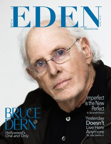 Page 1 of The Eden Magazine June 2018 issue