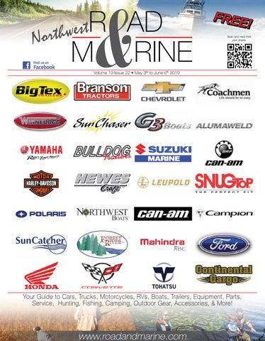 Road & Marine Magazine Vol 19 #22 by Road & Marine Magazine - issuu