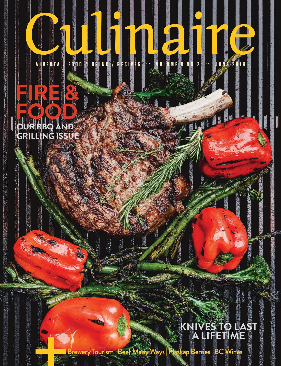 Culinaire #8:2 (June2019) by Culinaire Magazine - issuu