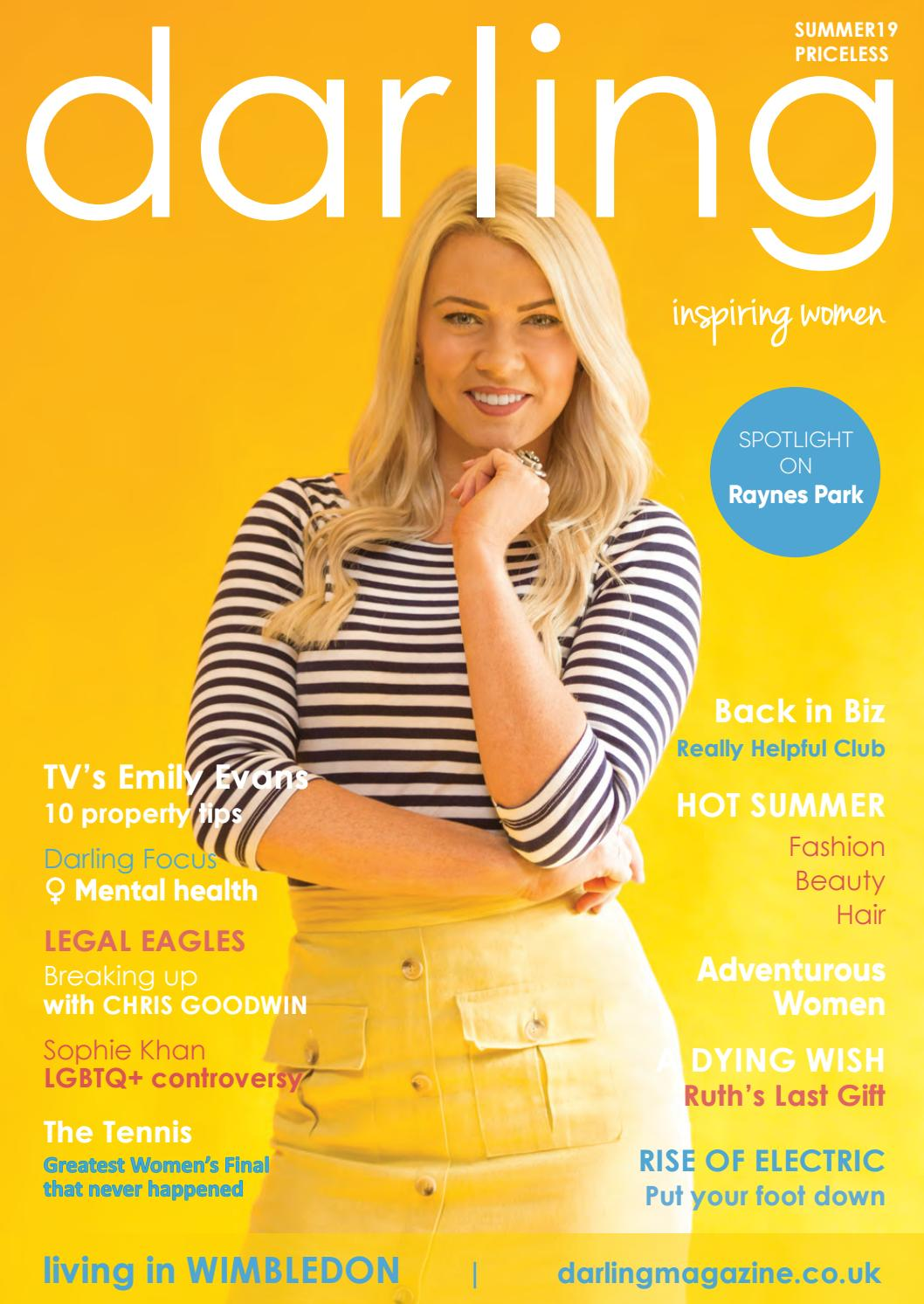 78bc1fba105ed Darling Magazine Wimbledon Summer 2019 by darling magazine - issuu