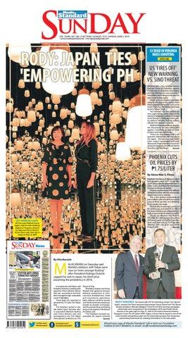 Manila Standard - 2019 June 2 - Sunday by Manila Standard - issuu