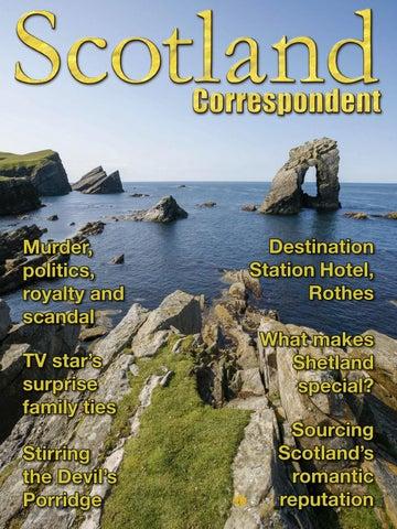 Scotland Correspondent Issue 30 by Scotland Correspondent