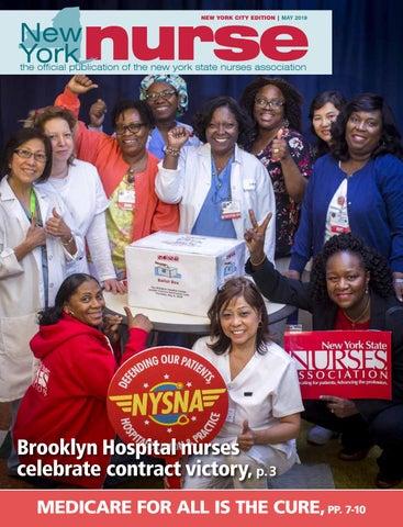NY Nurse May [NYC]