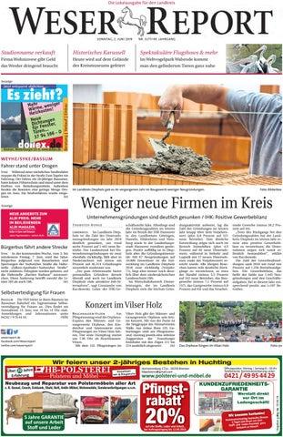 Weser Report Weyhe Syke Bassum Vom 02 06 2019 By Kps