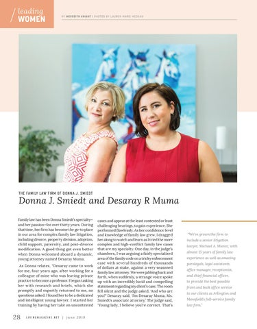 Page 28 of I DONNA J. SMIEDT & DESARAY MUMA –